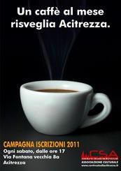 Campagna adesioni CSA 2011